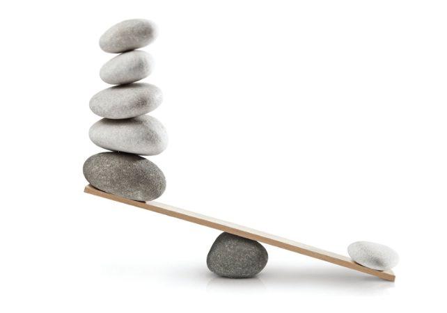 Камни на весах
