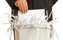 Переработка бумаг