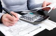 рассчитать подоходный налог