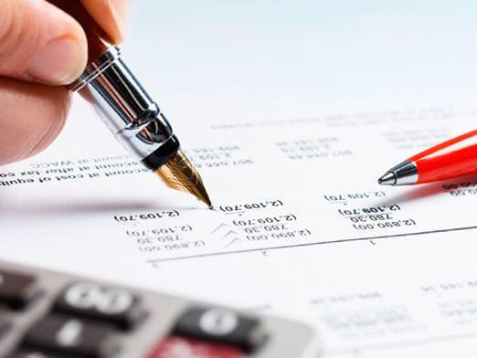 Ручка и бумаги