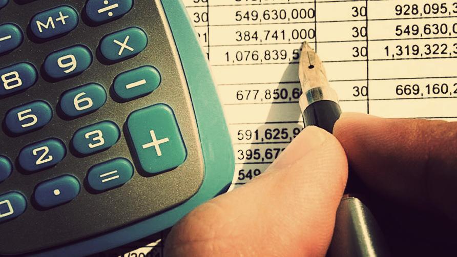 Калькулятор и таблица